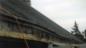 Emergency roof repair, Windsor Ontario
